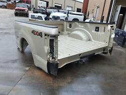 2017-2020 Ford F250 F350 Super Duty Bed/box W/out Tail Lamps/tailgate Srw 6' 9