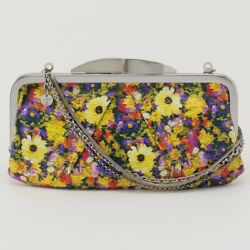 Hobo Bags Hayley Daisy Floral Evening Clutch $108.00