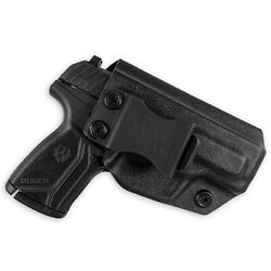 Wholeguns Iwb Kydex Holster Ruger Max-9 - Full Cover Classic