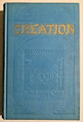 1927 Creation Book By J F Rutherford Watchtower Jehovah's Witnesses - 4827