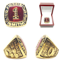 1978 San Diego Padres Championship Ring 1 Ozzie Smith Hall Of Fame Size 8-13
