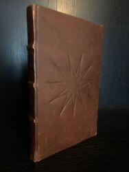 Qabalah Qliphoth And Goetic Magic – Karlsson, 1st Ed. Leather Deluxe / Occult