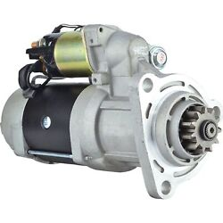 New Starter For Delco 39mt 24 Volt Cummins Isx / Ism Engines 10461756 Sdr0317
