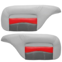 Tracker Marine 149990 Port / Starboard Boat Bow Seat Cushions Set Of 2