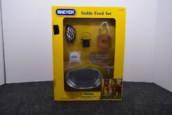 Breyer Stable Feed Set No. 2486 1:9 Scale