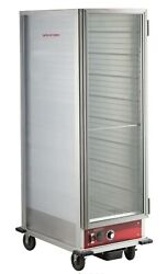 Commercial Heated Holding Cabinet Glass Doorfull Size