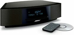 Brand New Bose Wave Music System Iv - Cd/fm/am/alarm/aux Remote -- Two Colors