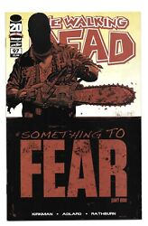 The Walking Dead Issue 97-102 Run Something To Fear 6 Issue Lot Nm-/nm