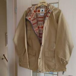 Sierra Pendleton Auth Mountain Parka Chief Joseph Pattern Used From Japan