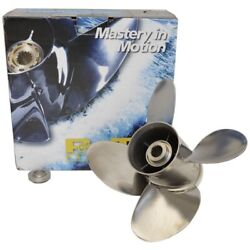 Power Tech Boat Propeller Ofs4l23pcl200 | Lh 15 1/4 X 23p Stainless
