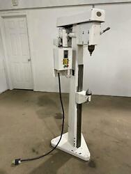 Ex-cell-o 74 Center Lapping Machine 2hp Lap Excello Vertical Lapper 10x36