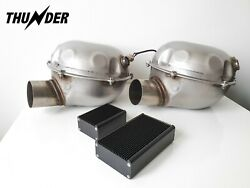 Thunder Electronic Active Exhaust System For Diesel And Gasoline Vehicles