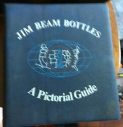 1982 First Edition - Jim Beam Bottles A Pictorial Guide With 1983 Price Guide