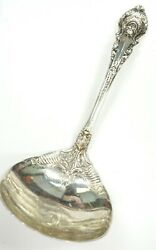 Vintage Wallace Sir Christopher Sterling Silver Small Ladle 6 5/8 No Monograms
