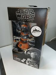 Star Wars Black Series Dj R-3x Galaxyand039s Edge Target Exclusive Action Figure