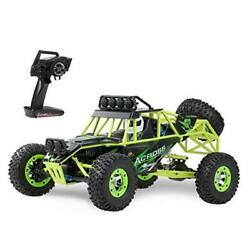 Wltoys 12428 Rc Car 1/12 Scale 4wd 50km/h High Speed Rc Rock Crawler 2.4ghz