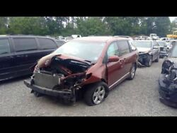 Automatic Transmission 6 Cylinder Fwd Fits 17-19 Sienna 915109