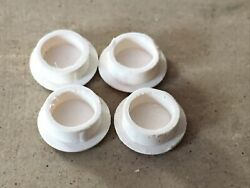 Zeiss Axio Axioskop Microscope Fluorescent Filter Cover Screw Hole Plugs 4/set