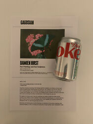 Damien Hirst Original Diet Coke Can Signed By Hirst W/ Provenance - Gaugosian