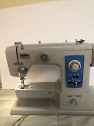 Vintage Brother Charger 622 Sewing Machine / Used Not Sure It's Works Parts Only