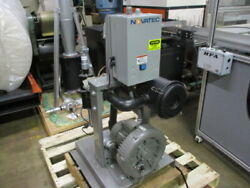 Novatec 3.5 Hp Vacuum Pump With Filter And Controller