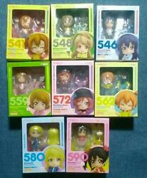 Love Live And039s Nendoroid Practice Wear Ver.8 Body Set / List No.591