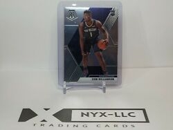 Zion Williamson 2019-20 Mosaic Base Rookie Card 209 New Orleans Pelicans