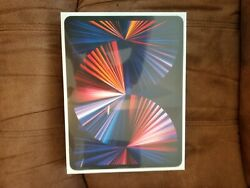 Brand New In Hand Apple Ipad Pro 5th Gen 2tb Wi-fi 12.9 In - Space Gray