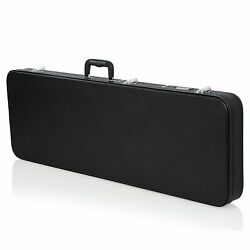 Gator Cases Hard-shell Wood Case For Standard Electric Guitars Gwe-electric