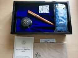 Sailor Fountain Pen 100th Anniversary Shimakuwa Limited 1000 F/s From Japan