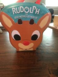 Rudolph The Red-nosed Reindeer Holiday Ornament Case By Carlton Cards Read Note