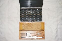 Alfa Romeo 105 Series Special Tools, A 60168 + R 90001, Excellent Used