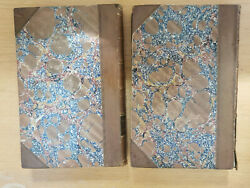Antique Books, History Of Duelling Volumes I And Ii