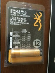 Browning Invector Plus Diamond Grade Extended Choke Tube For 12 Gauge