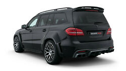 Brabus Gls 63 Gloss Carbon Add On For Widestar Flare Inserts Set Of 4