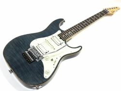 Suhr Pro Series S5 Mod Trance Whale Blue Used/electric Guitar/sir Okayama Store