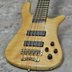 Secondhand Warwick Streamer Stage 5st Natural Store Manager Carefully Selected