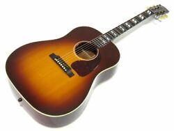 Gibson J-45 Progressive Autumn Burst Used/electric Acoustic Guitar /eco/with