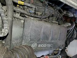 2014 Buick Encore 1.4l Engine Motor Luv With 16910 Miles