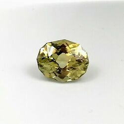 Rare Genuine Turkish Diasporefaceted Stone With Free Natural Crystal