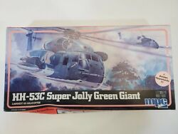 Sdg Mpc 1-4401 Hh-53c Super Jolly Green Giant Helicopter 1/72 Scale Model Kit Nw