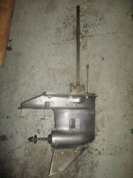Tohatsu 40hp 2 Stroke Outboard Lower Unit With 20 Shaft