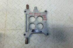 65 66 Mustang Fairlane C5ae-9a589-a 352 390 410 428 4v Carburetor Heater Spacer