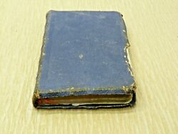 Vintage Oxford Bible 1800's Published Under Henry Frowde Oxford University