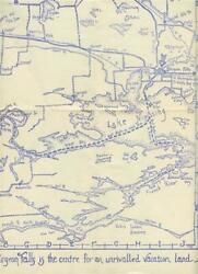 Sturgeon Falls And Lake Nipissing Map By Casey Ontario Unrivalled Vacation Land
