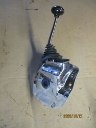 1955 56 57 Ford Thunder Bird Standard Floor Shifter With Extra Rods