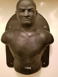 Title Boxing Wall Mount Torso Striking Bag, Local Pick-up Only