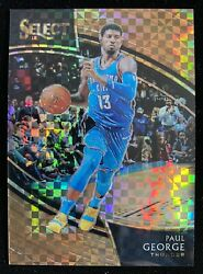 2018-19 Select Paul George Courtside Copper Parallel 60/60 Clippers Ebay 1/1