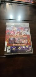 Sealed Disgaea Triple Play Collection Sony Playstation 3 2015