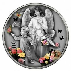 Attendant Angel Ii Silver Coin 1 Niue 2019